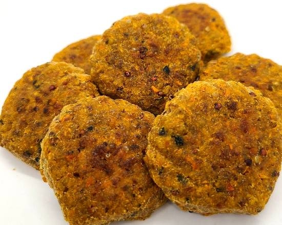 Dog Treats Canada - Salmon and Veggie Nuggets by Chew Love Dog Treats